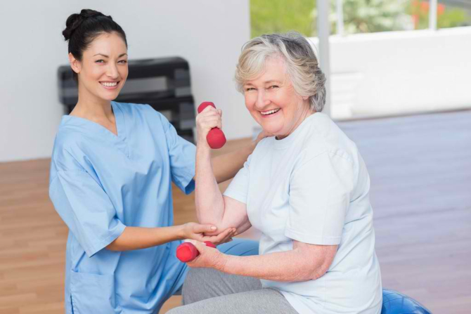 The Top Benefits of Physical Therapy