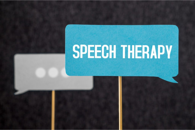 The Importance of Speech Therapy to the Elderly